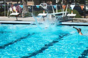 A public pool