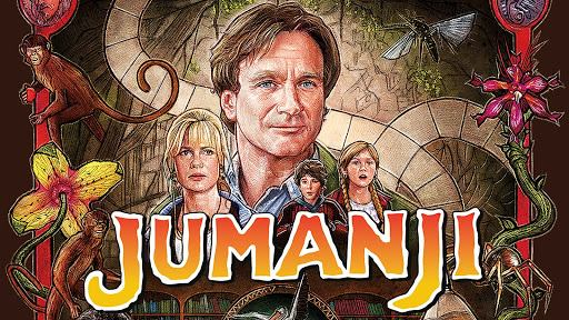 Free Movies in the Park- Jumanji (1995) - Active Bethel Citizens